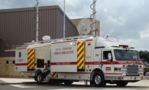 Mobile Emergency Comm Center
