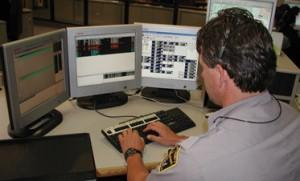 Hamilton County (Ohio) Comm Center Telecommunicator