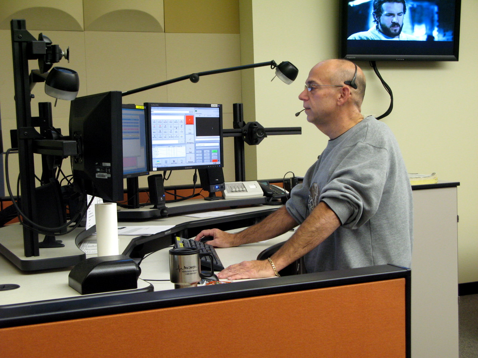 dispatching a profession or a job public safety communications photo a j heightman