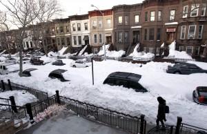 NYC December 2010 Snow Storm