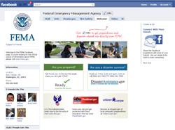 FEMA's Facebook Page