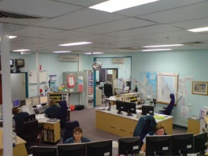Rockhampton Communications Centre