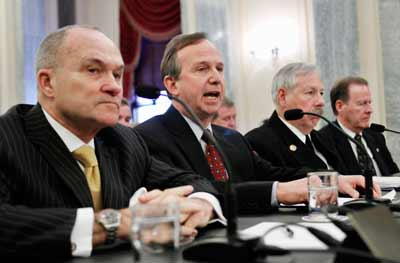 Feb. 16 Senate Hearing Panel