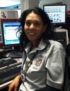 Dispatcher Cecilia Ochoa
