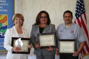 CPRA 2011 Technical Awards Winners