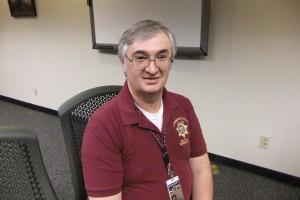 Dispatch Supervisor Tony Portrey