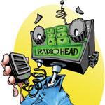 Radiohead; Illustration Paul Combs