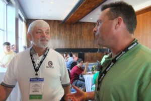 Larry Sheridan and George Baker of OnStar