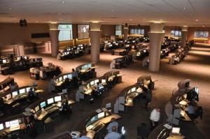Inside the Houston Emergency Center