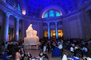 Franklin Institute Atrium