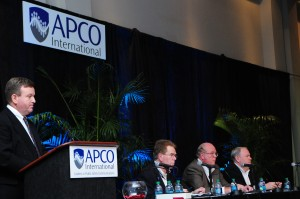 The APCO 2010-2011 Executive Committee