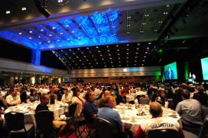Genachowski addressed a packed room in Philadelphia on Aug. 10