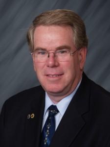 APCO President Gregg Riddle