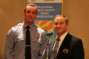 Telecommunicator of the Year Brian Eberhardt, Newport Beach Police Department
