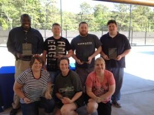 Cobb county recipients