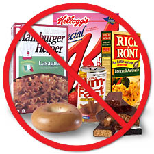 No-Processed-Foods