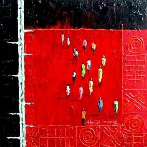 Red Carpet, by Aloaye Melvin Omoake