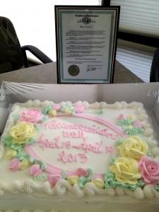 Proclamation_Cake