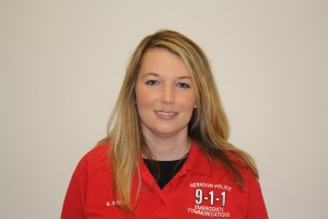 Sheridan Ryan, dispatcher, Herndon (Va.) PD