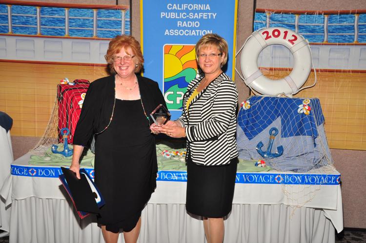 CPRA Lifetime Achievement Award Winner Deborah Stevens