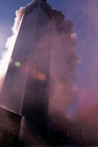 New York City, The World Trade Center, 9/11/2001, photo by Michael Coppola, http://www.PublicSafetyPictures.com