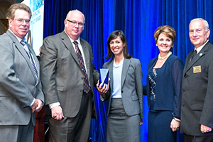 Leadership in Advancing Communications Policy Award
