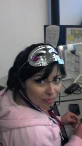 Dispatcher Rosa Olivos
