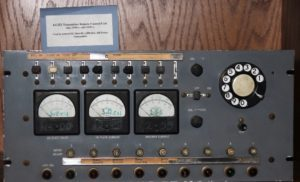 KGHX Transmitter Control Panel