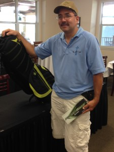 Ed Patrick – Closest to the pin winner and winner of the OGIO golf bag.