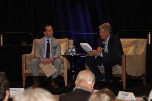APCO's Jeff Cohen and Congressman Frank Pallone discuss the SANDy Act